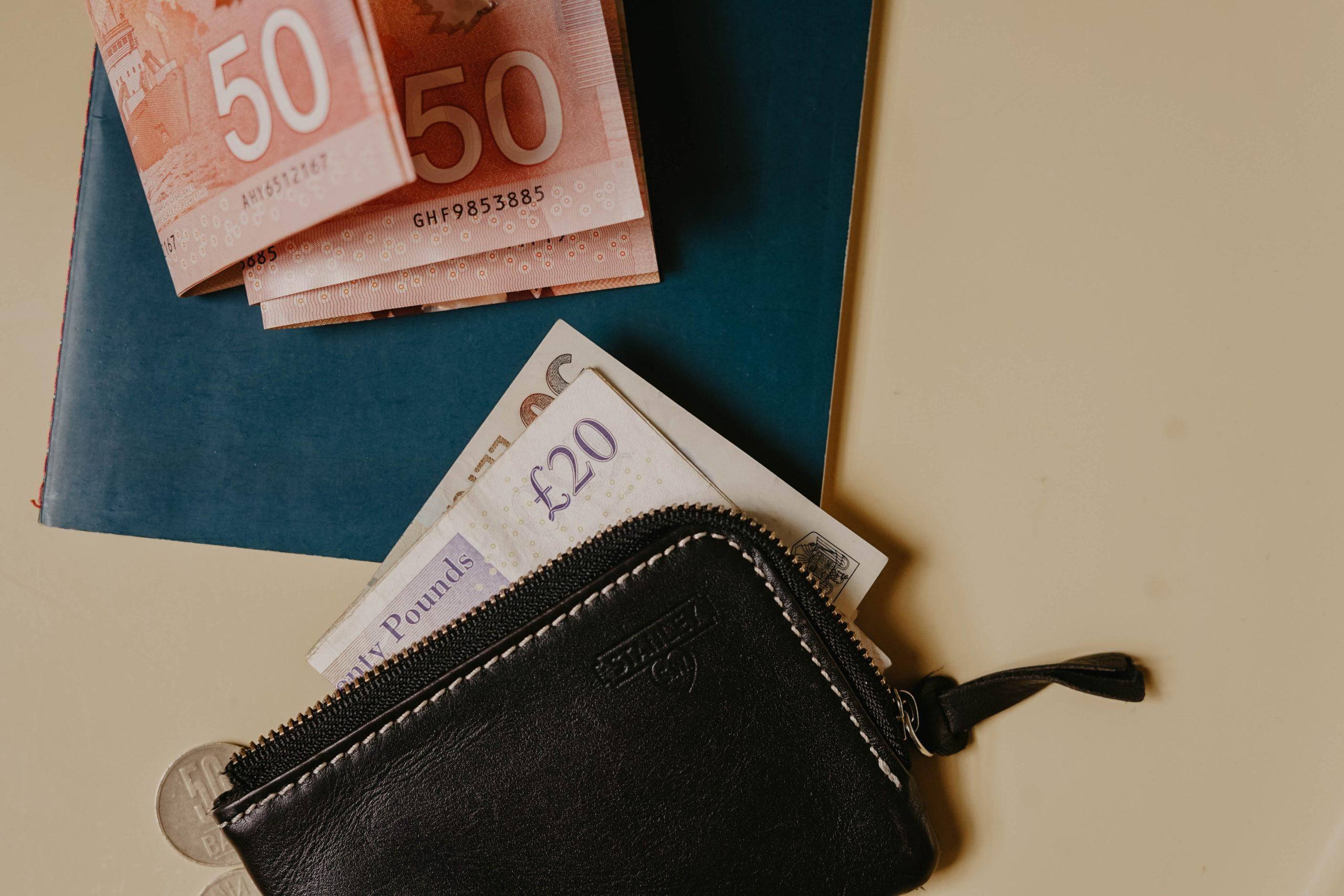 misono財布発見