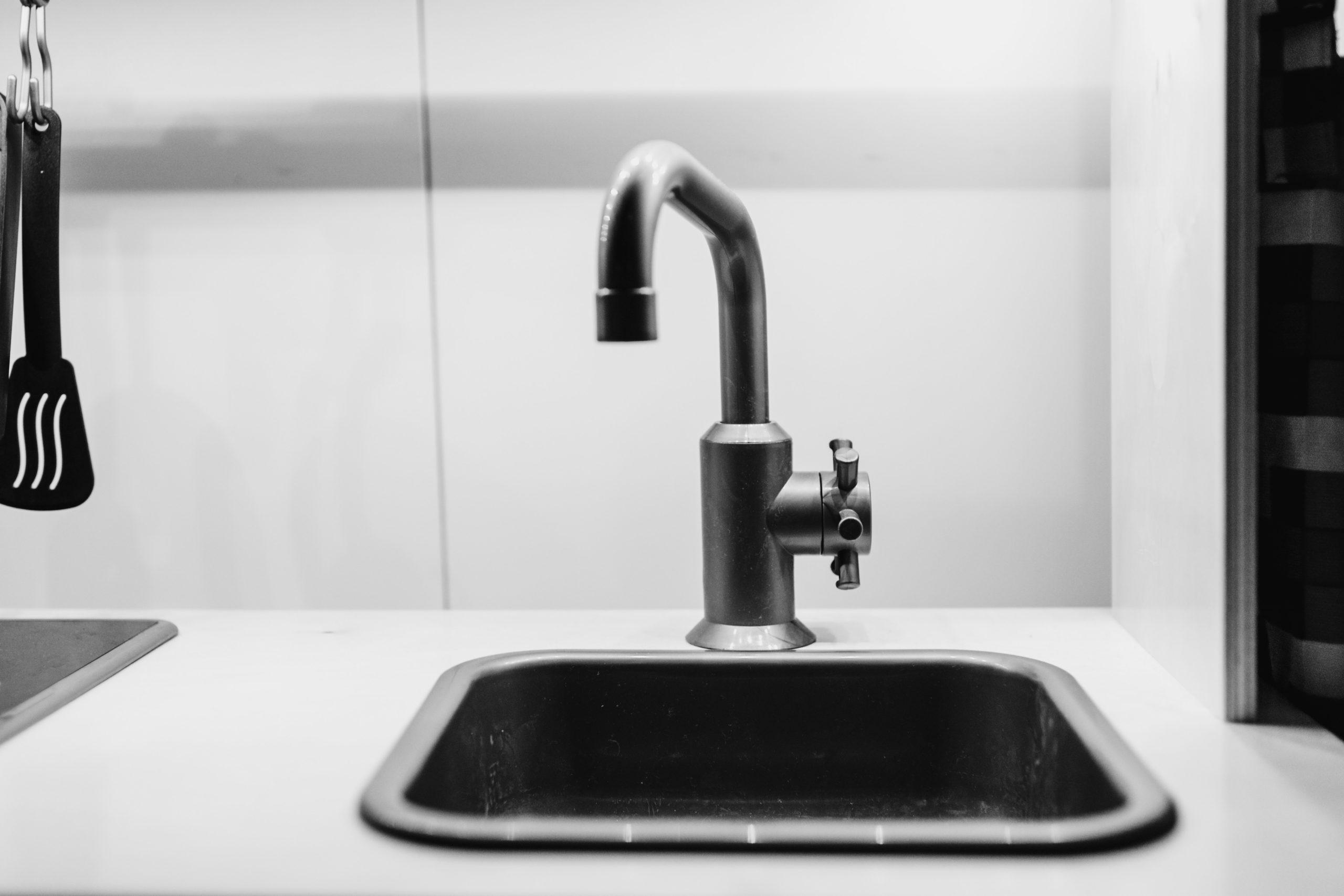 水道栓の根元の白い汚れ クエン酸